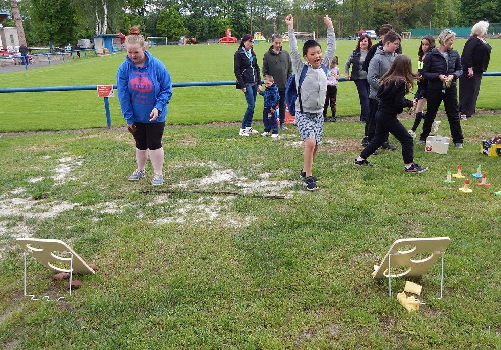 Dětský den s fotbalem v Proboštově
