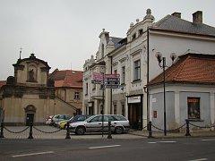 Město Osek. Ilustrační foto.