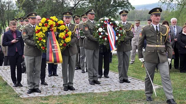 V Krupce uctili oběti války.
