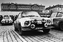 závody Rallye Teplice