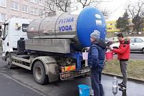 V Proseticích netekla kvůli provozní havárii voda.