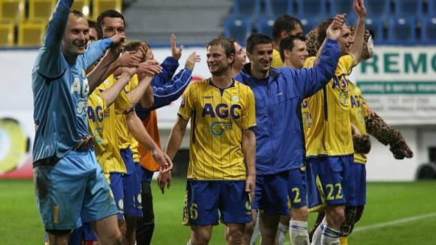 FK Teplice x Kladno 5:0