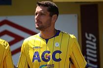 Focení FK Teplice - Petr Lukáš