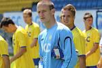 Focení FK Teplice - Tomáš Grigar