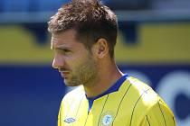 Focení FK Teplice - Michal Smejkal