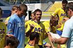 Focení FK Teplice