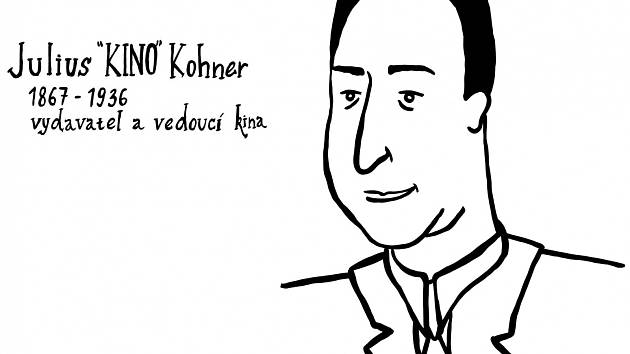Julius Kohner byl osobností filmového průmyslu a města Teplice, zemřel před 85 lety.