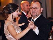 14. Reprezentační ples města Teplice.