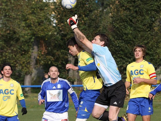 FK Teplice B - Slavoj Vyšehrad 2:3