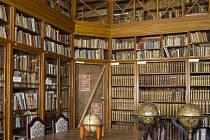 Muzejní knihovna Teplice.