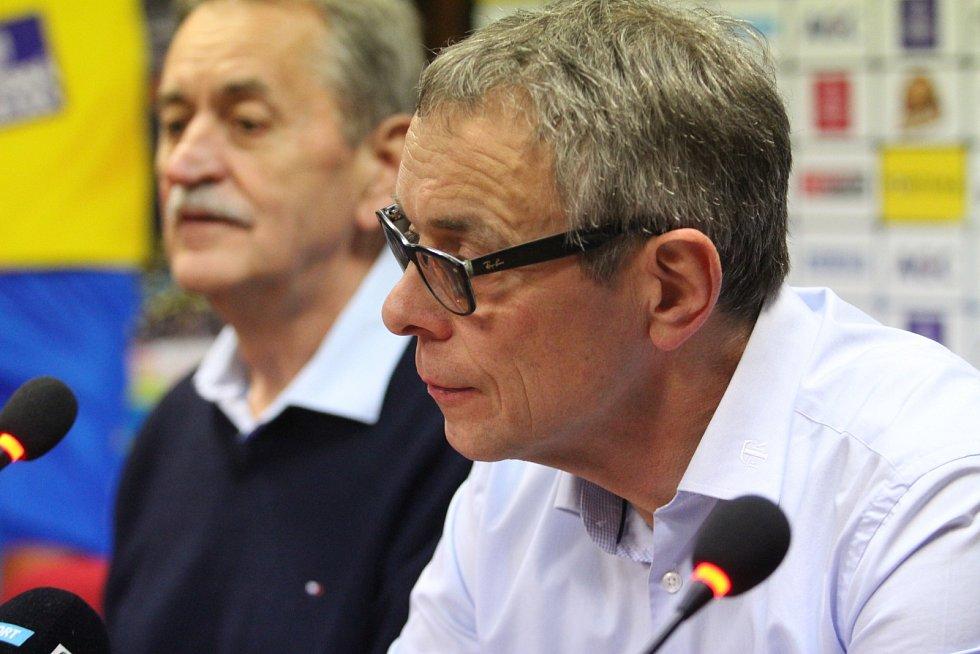 Pavel Šedlbauer a Petr Hynek