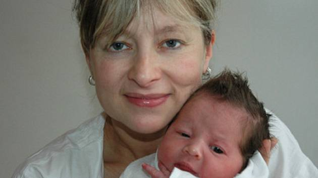 Mami nka Zlatuše Zahradníková s dcerou Adélou