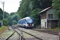 Moldavská dráha je železniční trať spojující Most s Moldavou v Krušných horách.