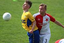 I. Celostátní liga dorostenců: Slavia - Teplice