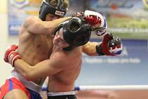MČR v kickboxu proběhlo v Teplicích