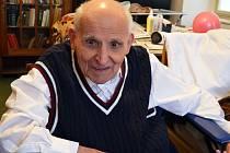 Nejstarší kněz litoměřické diecéze, teplický salesián Jan Rob, oslaví dnes významné životní jubileum 101. narozeniny.