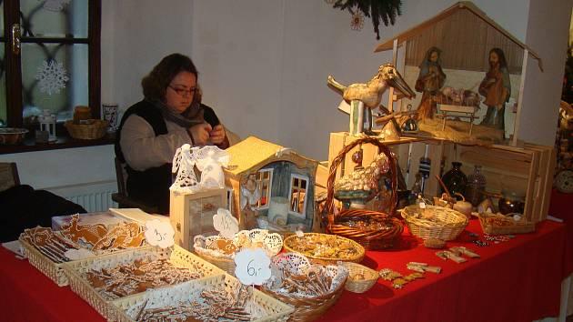 Vánoční atmosféra v ITC Osek.