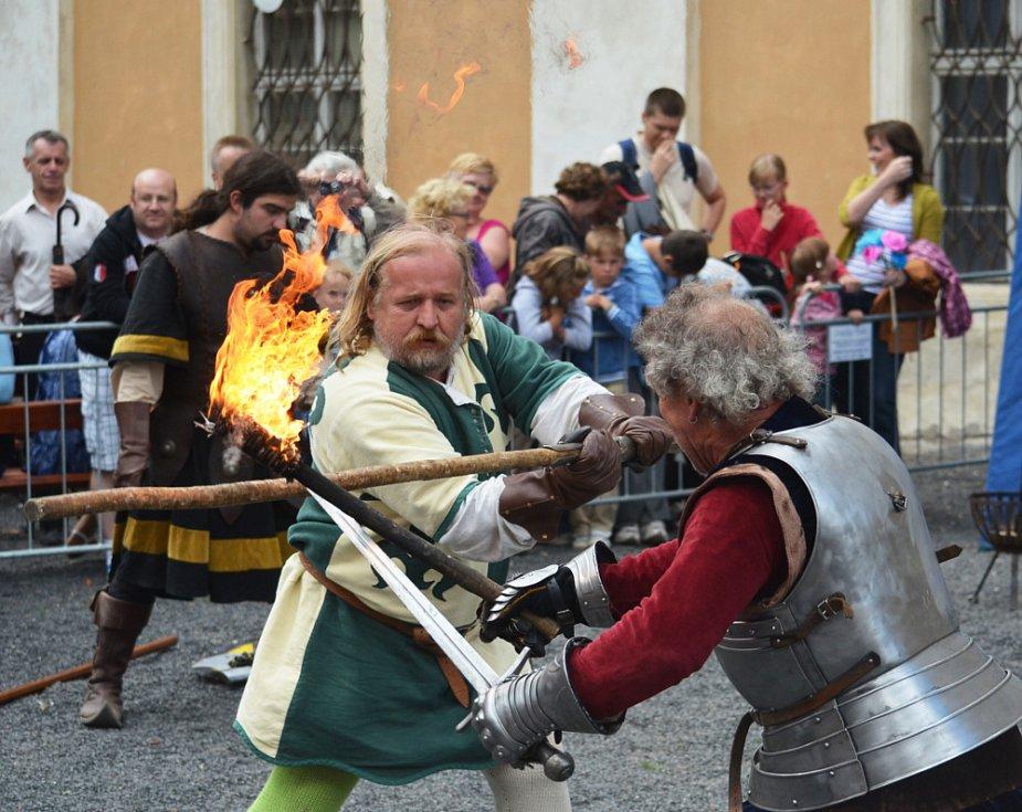 Casanovské slavnosti 2012 sobota