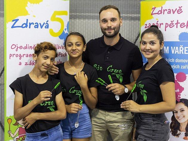 Kuchařské klání vyhrály děti zDuchcova
