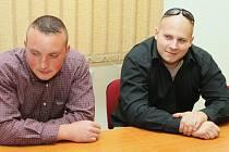 Dva mladíci, kteří hajlovali, půjdou do vězení
