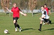 Slovan Sobědruhy - FK Kostomlaty 1:3.