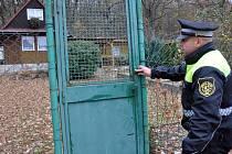 DUBŠTÍ strážnici v těchto dnech více kontrolují zahradní kolonie.
