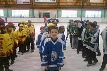 Jarní turnaj v ledním hokeji - Bílina