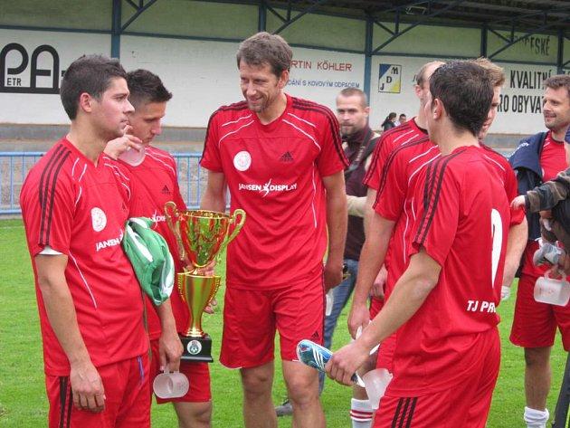 TJ Proboštov - FK Litvínov