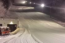 SC Bouřňák bude mít první večerní lyžování ve středu od 18 do 21 hodin