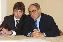 Izraelský velvyslanec Jaakov Levy navštívil Teplice