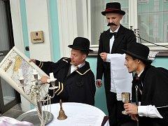 Tradiční lázeňské slavnosti opět pozvaly zájemce do kulis slavných příběhů Lázní Teplice, vzdávajících hold léčivým teplickým pramenům.