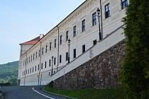 Bílinský zámek, ilustrační foto.