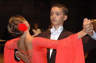 Taneční Grand Prix v teplickém Domě kultury
