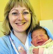 Mamince Karolíně Emingrové z Teplic se 30. listopadu v 0.05  hod. v teplické porodnici narodila dcera Vanda Emingerová. Měřila  52 cm a vážila 3,70 kg.