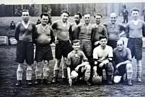 Fotbalová Hvězda Trnovany.