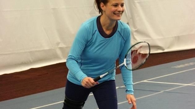 Ženskou skupinu vyhrála Kateřina Ciprová.