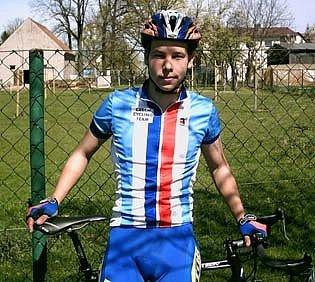 Jan Kubáč si svými výkony řekl o dres reprezentace juniorů.