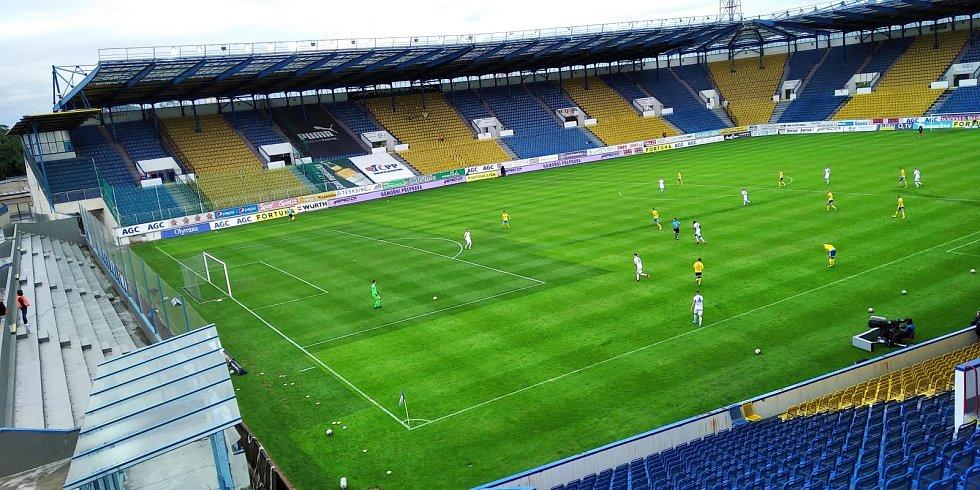 Teplice - Liberec 2:0.