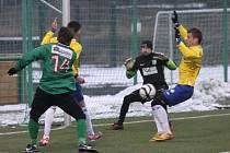 Příprava: FK Teplice - FC Chomutov