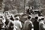 Srpen 1968 v Teplicích