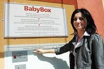 Babybox v Teplicích