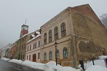 Městská památková zóna Krupka.