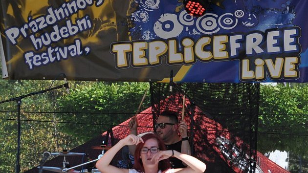 Festival Teplice Free Live