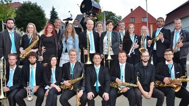 Big band Konzervatoře Teplice