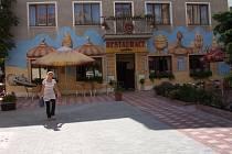 Restaurace a penzion Aladdin v Teplicích