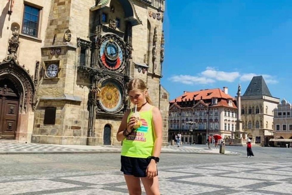Výlet z Teplic do Prahy: Karlův most máte skoro jen pro sebe.
