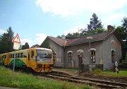 Trať 097 Teplice - Lovosice. Bořislav