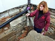 Archeologové našli v centru Teplic kostel.
