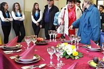 Gastroden 2017 na Hotelové škole Teplice.