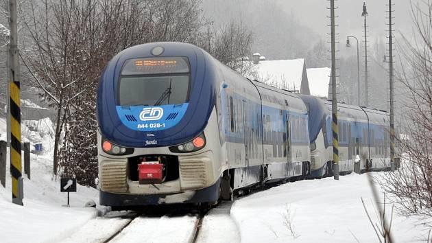 RegioShark  tzv. žralok u nádraží Hrob.